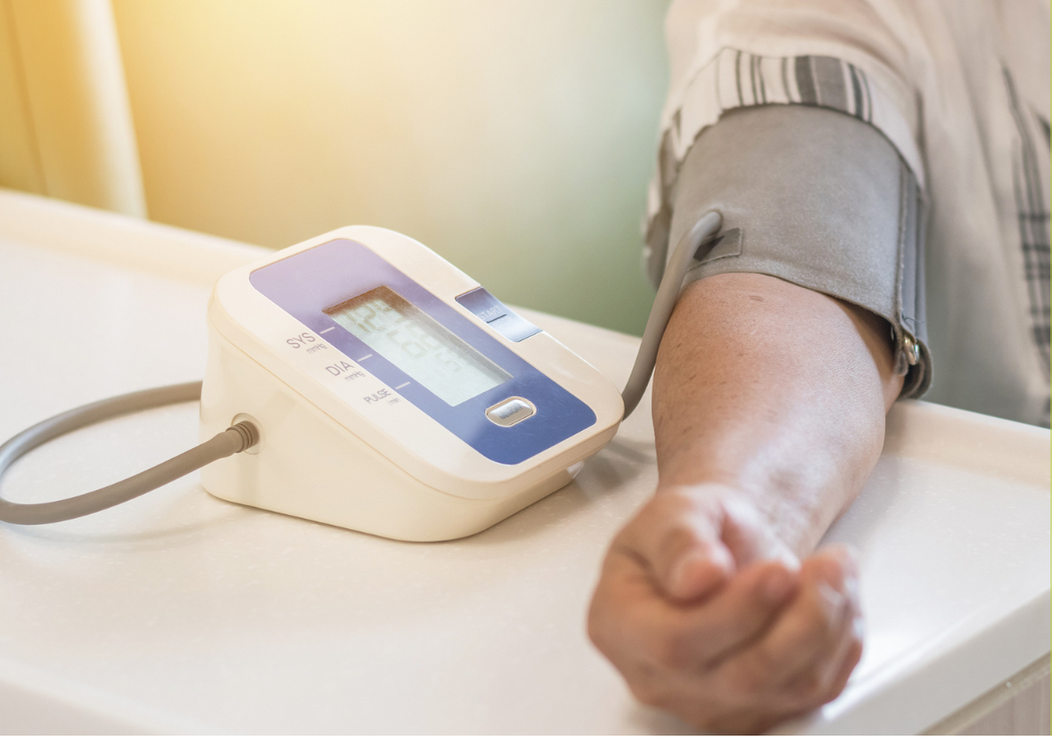 blood pressure edinburgh