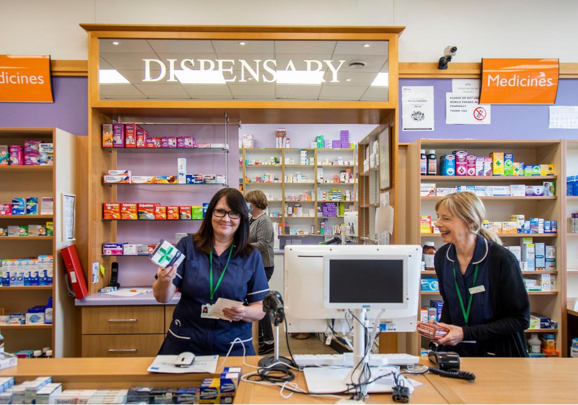 pharmacy edinburgh